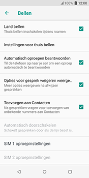 HTC u12-plus-2q55200 - Voicemail - Handmatig instellen - Stap 7