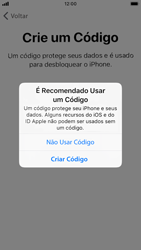 Apple iPhone 7 - iOS 13 - Primeiros passos - Como ativar seu aparelho - Etapa 15