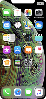 Apple iPhone XS - iOS 12 - Applications - Personnaliser l