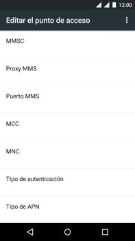 Motorola Moto X Play - Internet - Configurar Internet - Paso 14