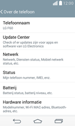 LG D390n F60 - Software update - update installeren zonder PC - Stap 5