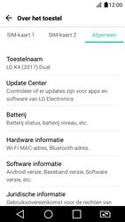 LG K4 2017 - Netwerk - Software updates installeren - Stap 7