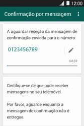 Samsung Galaxy Young II - Aplicações - Como configurar o WhatsApp -  8