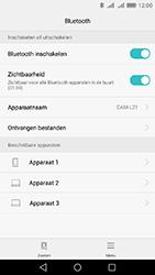 Huawei Y6 II - WiFi en Bluetooth - Bluetooth koppelen - Stap 5