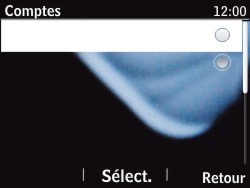Nokia Asha 201 - Paramètres - Reçus par SMS - Étape 12
