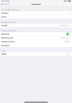 Apple ipad-pro-11-inch-2018-model-a1934 - E-mail - Handmatig instellen - Stap 23