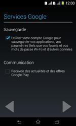 Sony Xpéria E1 Dual - Premiers pas - Créer un compte - Étape 25