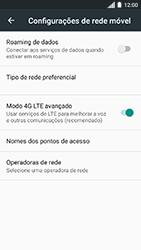 Motorola Moto C Plus - Internet (APN) - Como configurar a internet do seu aparelho (APN Nextel) - Etapa 8