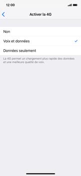 Apple iPhone XS - Réseau - activer 4G - Étape 7