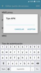 Samsung Galaxy S7 Edge - Mensajería - Configurar el equipo para mensajes multimedia - Paso 11