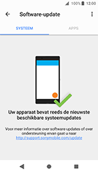 Sony Xperia XA2 - Toestel - Software update - Stap 8
