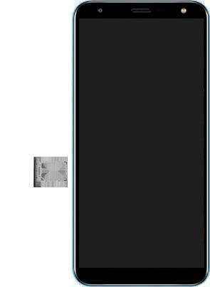 LG K12+ - Primeiros passos - Como inserir o chip da Nextel no seu celular - Etapa 3