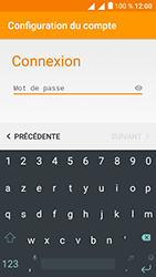 Alcatel U5 - E-mails - Ajouter ou modifier votre compte Yahoo - Étape 7