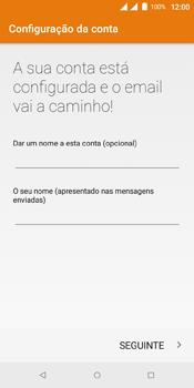 Wiko View Dual SIM - Email - Configurar a conta de Email -  25