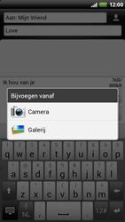 HTC Z715e Sensation XE - OS 4 ICS - MMS - hoe te versturen - Stap 12