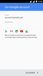 Nokia 3 (Dual SIM) - Applicaties - Account aanmaken - Stap 16