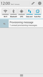 Huawei Ascend Y530 - MMS - Automatic configuration - Step 4
