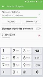 Samsung Galaxy J5 (2016) DualSim (J510) - Chamadas - Bloquear chamadas de um número -  11