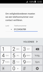 Samsung J120 Galaxy J1 (2016) - Applicaties - Account instellen - Stap 8