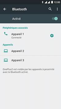 OnePlus 2 - WiFi et Bluetooth - Jumeler votre téléphone avec un accessoire bluetooth - Étape 8
