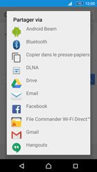 Sony Xperia M5 - Internet - Navigation sur internet - Étape 17