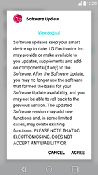 LG H840 G5 SE - Network - Installing software updates - Step 8