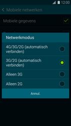 Samsung G800F Galaxy S5 Mini - 4G instellen  - Toestel instellen voor 4G - Stap 7