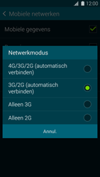 Samsung G900F Galaxy S5 - Netwerk - 4G/LTE inschakelen - Stap 7