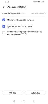 Huawei p30-lite-dual-sim-model-mar-lx1a - E-mail - Account instellen (IMAP zonder SMTP-verificatie) - Stap 17