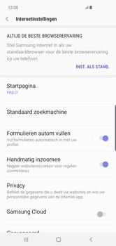 Samsung Galaxy S10 Plus - Internet - handmatig instellen - Stap 26