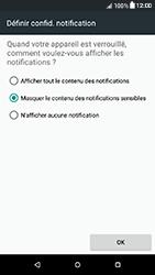 HTC Desire 650 - Sécuriser votre mobile - Activer le code de verrouillage - Étape 11