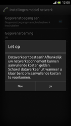Sony LT28h Xperia ion - Internet - buitenland - Stap 7