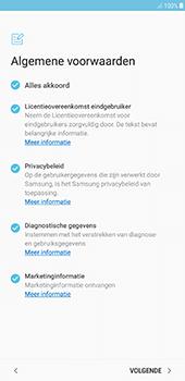 Samsung N950F Galaxy Note 8 - Toestel - Toestel activeren - Stap 7