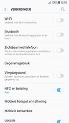 Samsung A510F Galaxy A5 (2016) - Android Nougat - Netwerk - 4G/LTE inschakelen - Stap 5