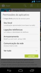 Motorola Moto X - Aplicativos - Como baixar aplicativos - Etapa 17