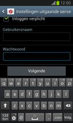 Samsung Galaxy Core (I8260) - E-mail - Account instellen (IMAP met SMTP-verificatie) - Stap 16