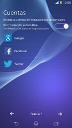 Sony Xperia M2 - Primeros pasos - Activar el equipo - Paso 9
