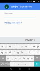 Huawei P9 Lite - E-mails - Ajouter ou modifier votre compte Gmail - Étape 12