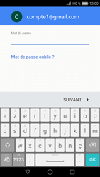 Huawei Huawei P9 Lite - E-mail - Configuration manuelle (gmail) - Étape 12