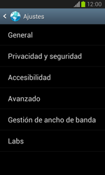 Samsung i8260 Galaxy Core - Internet - Configurar Internet - Paso 22