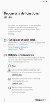 Samsung Galaxy S9 Plus - Premiers pas - Configuration de l