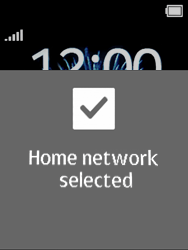 Nokia 3310 - Network - Usage across the border - Step 10