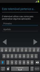 Samsung Galaxy S3 - Primeiros passos - Como ligar o telemóvel pela primeira vez -  10