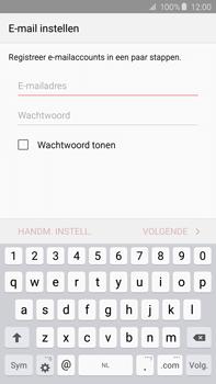 Samsung N920 Galaxy Note 5 - E-mail - Handmatig instellen - Stap 6
