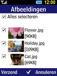 Samsung Xcover 550 (SM-B550H) - Contacten en data - Foto