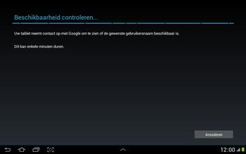 Samsung N8000 Galaxy Note 10-1 - Applicaties - Applicaties downloaden - Stap 7