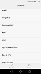 Huawei Y6 (2017) - Mensajería - Configurar el equipo para mensajes multimedia - Paso 10