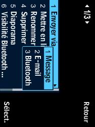 Samsung Solid 271 - Photos, vidéos, musique - Créer une vidéo - Étape 13