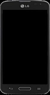 LG F70 - Premiers pas - Découvrir les touches principales - Étape 3