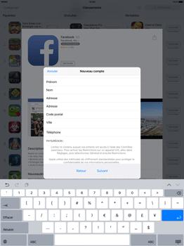 Apple iPad Pro 12.9 (1st gen) - iOS 9 - Applications - Télécharger des applications - Étape 20